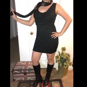 American Rag little black dress